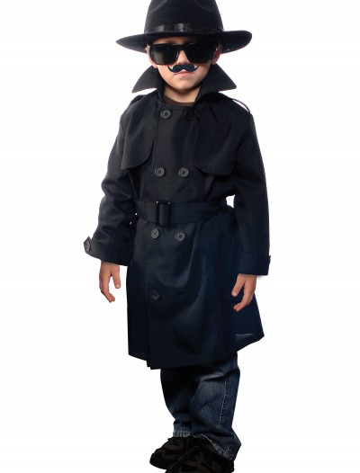 Child Secret Agent Costume, halloween costume (Child Secret Agent Costume)