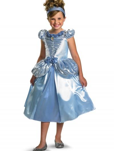 Child Shimmer Cinderella Costume, halloween costume (Child Shimmer Cinderella Costume)
