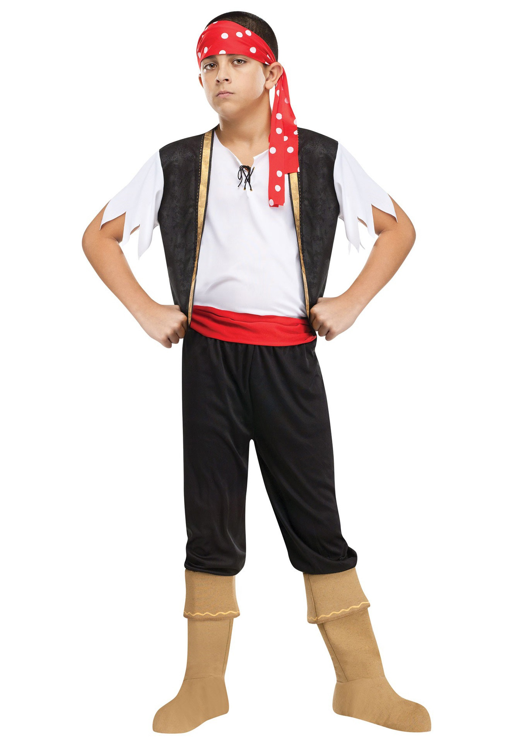 Child Ship Ahoy Pirate Costume  sc 1 st  Halloween Costumes & Child Ship Ahoy Pirate Costume - Halloween Costumes