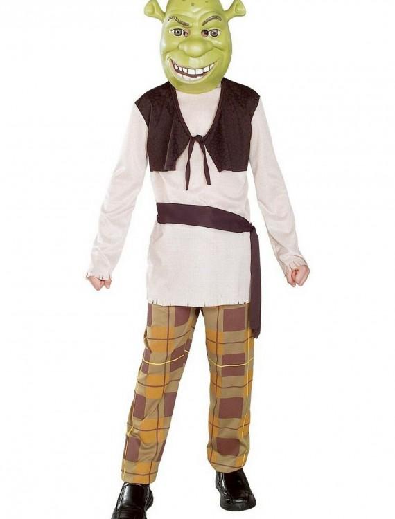 Child Shrek Costume, halloween costume (Child Shrek Costume)