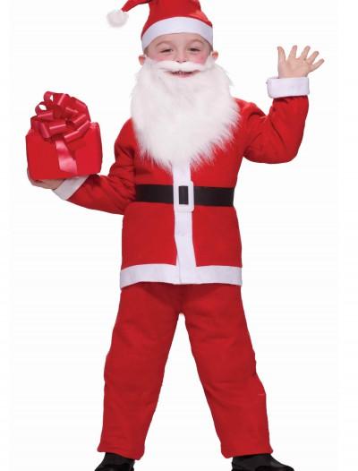 Child Simply Santa, halloween costume (Child Simply Santa)
