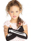 Child Skeleton Glovelettes, halloween costume (Child Skeleton Glovelettes)