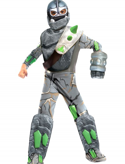 Child Skylanders Deluxe Crusher Costume, halloween costume (Child Skylanders Deluxe Crusher Costume)