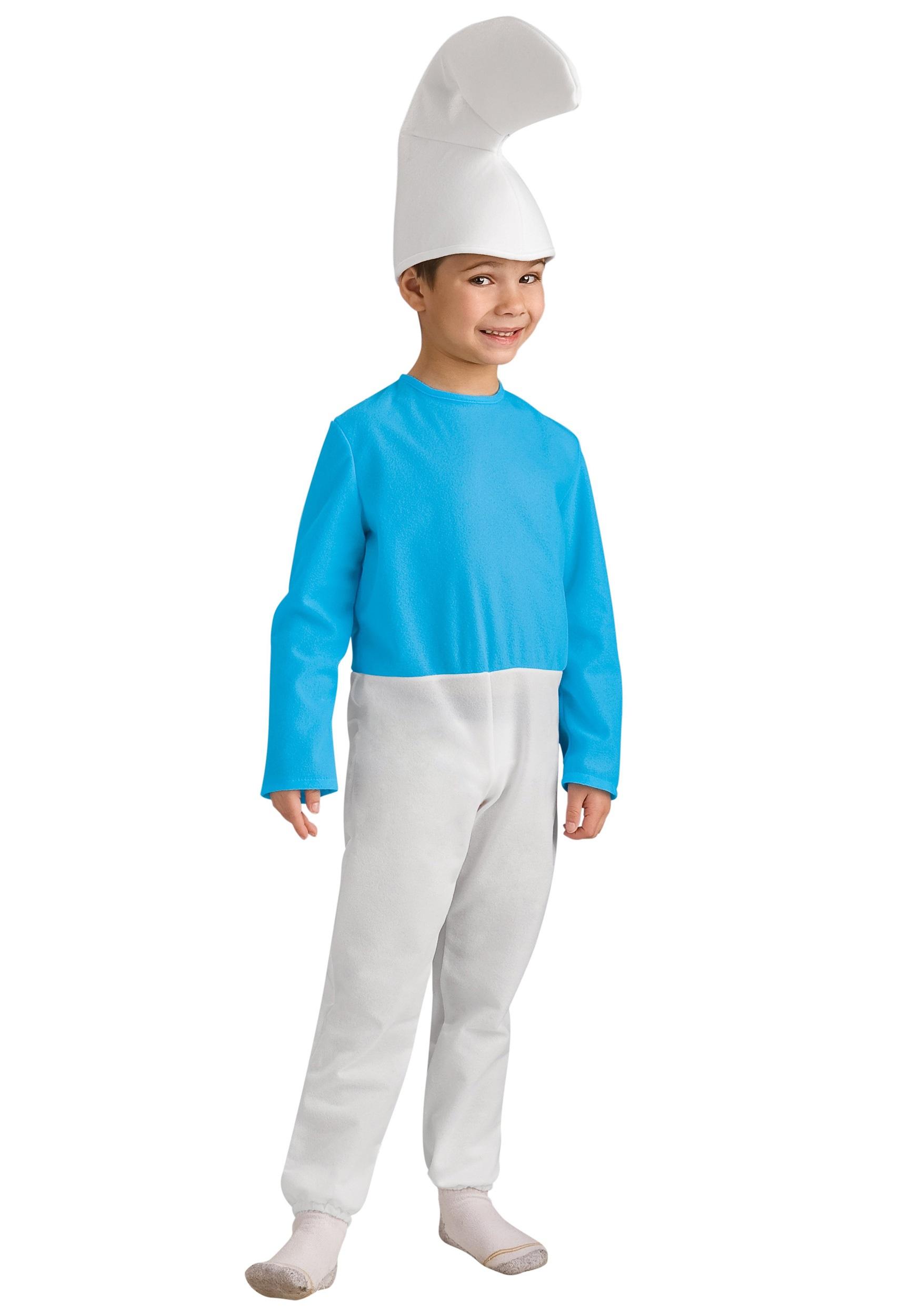 Child Smurf Costume - Halloween Costumes 3c348e72a