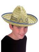Child Sombrero, halloween costume (Child Sombrero)