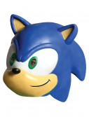 Child Sonic the Hedgehog Mask, halloween costume (Child Sonic the Hedgehog Mask)