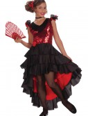 Child Spanish Dancer Costume, halloween costume (Child Spanish Dancer Costume)