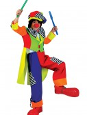 Child Spanky Stripes Clown Costume, halloween costume (Child Spanky Stripes Clown Costume)