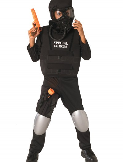 Child Special Forces Costume, halloween costume (Child Special Forces Costume)