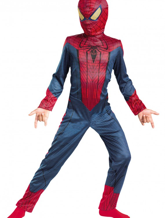Child Spider-Man Movie Costume, halloween costume (Child Spider-Man Movie Costume)