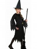 Child Starry Witch Costume, halloween costume (Child Starry Witch Costume)