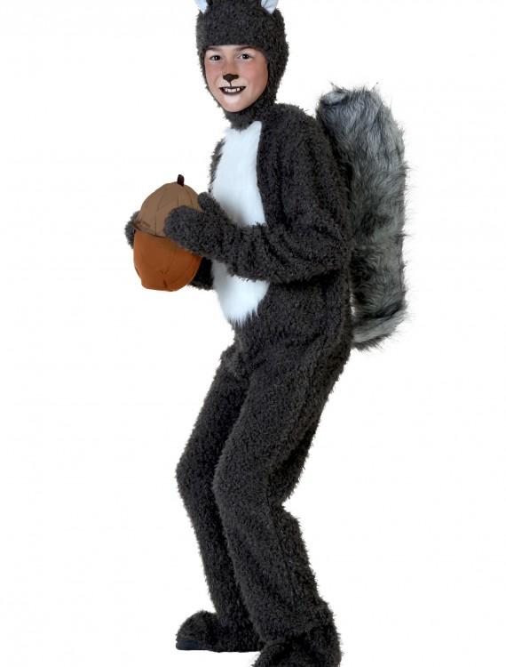 Child Squirrel Costume, halloween costume (Child Squirrel Costume)