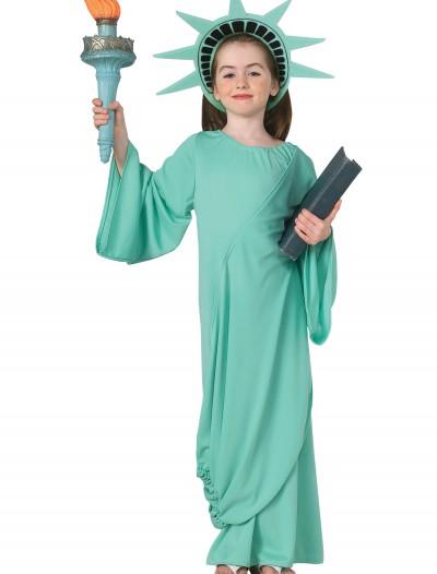 Child Statue of Liberty Costume, halloween costume (Child Statue of Liberty Costume)