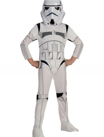 Child Stormtrooper Costume, halloween costume (Child Stormtrooper Costume)