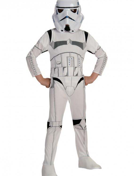 Child Stormtrooper Costume, halloween costume (Child Stormtrooper Costume)