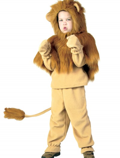 Child Storybook Lion Costume, halloween costume (Child Storybook Lion Costume)