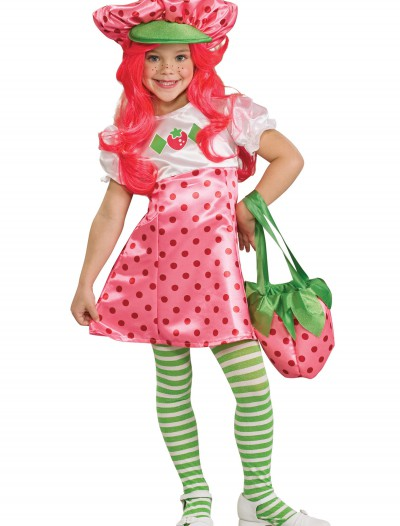 Child Strawberry Shortcake Costume, halloween costume (Child Strawberry Shortcake Costume)