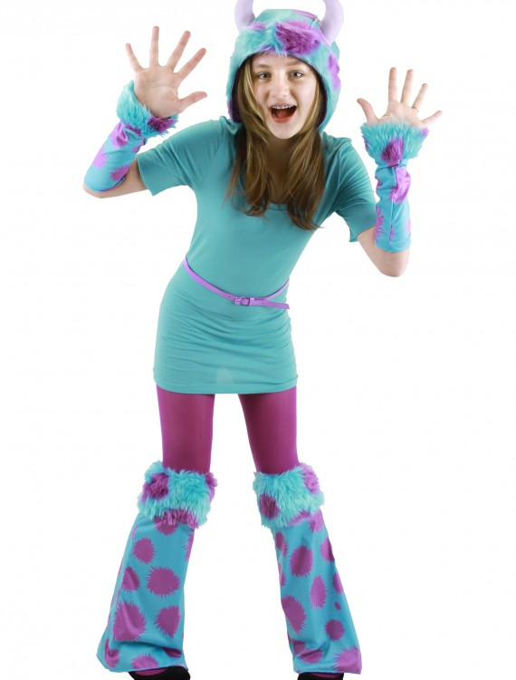Child Sulley Accessory Kit, halloween costume (Child Sulley Accessory Kit)