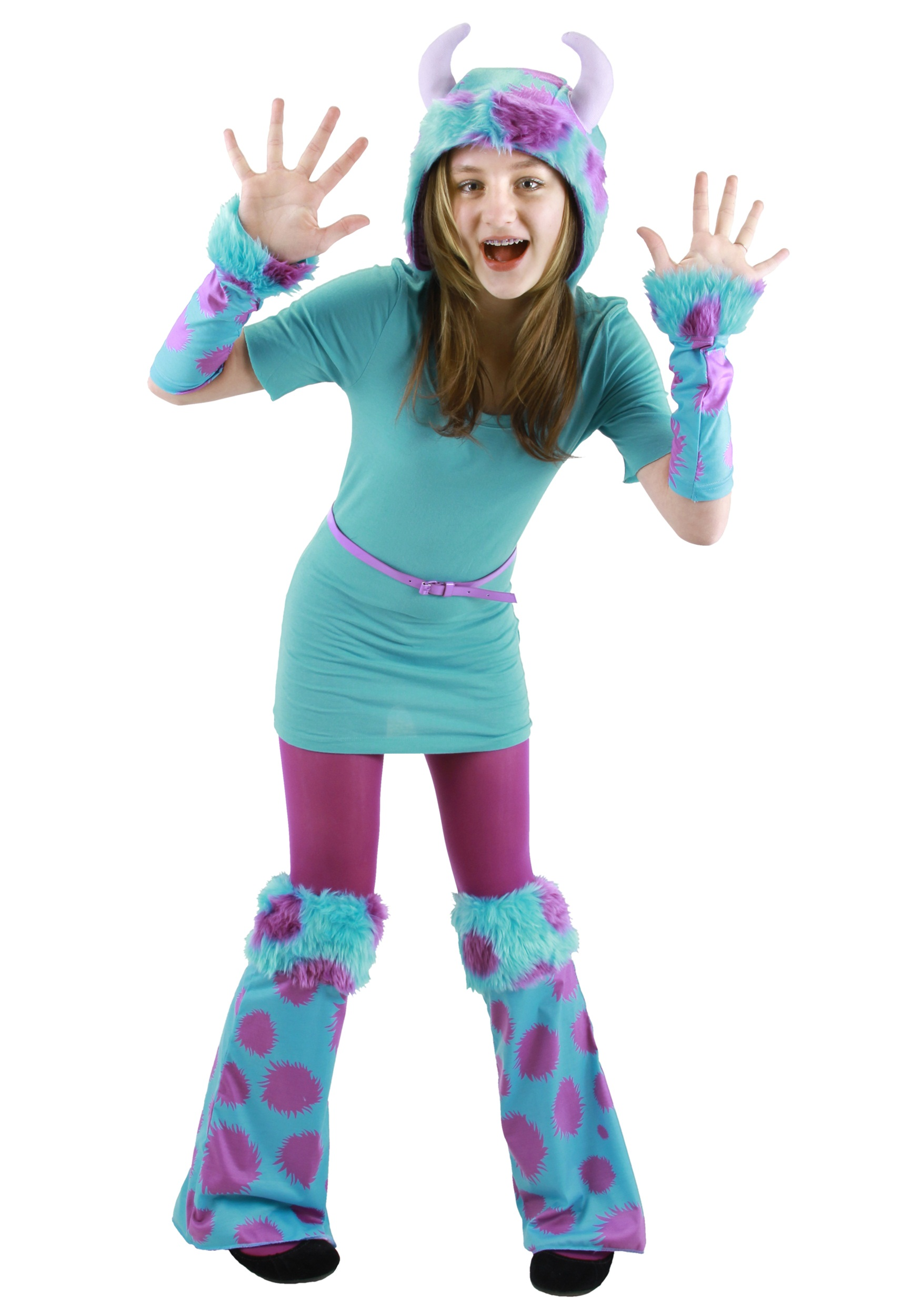 Child Sulley Accessory Kit  sc 1 st  Halloween Costumes & Child Sulley Accessory Kit - Halloween Costumes