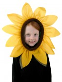 Child Sunflower Hood, halloween costume (Child Sunflower Hood)