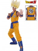 Child Super Saiyan Goku Costume, halloween costume (Child Super Saiyan Goku Costume)