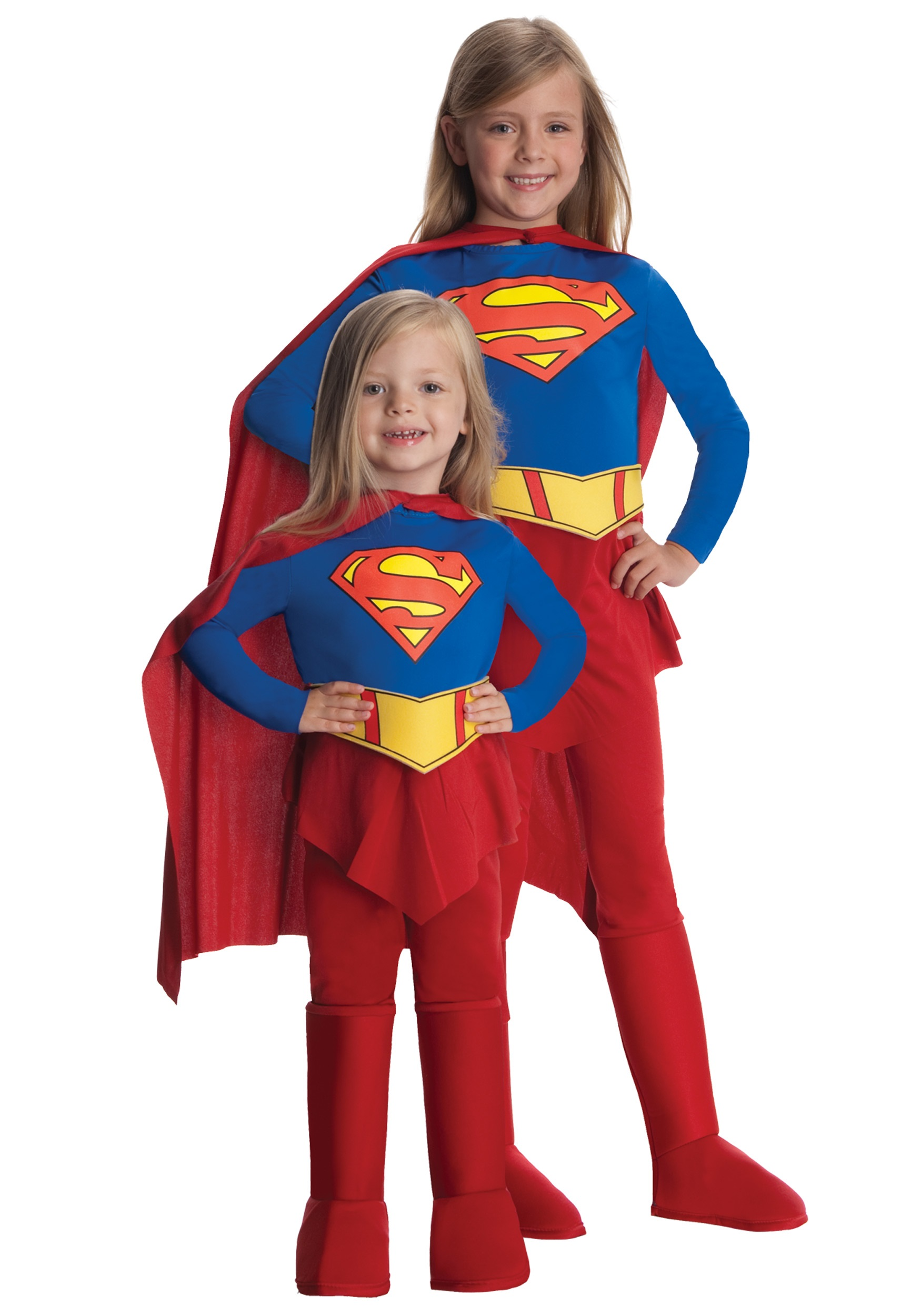 Child Supergirl Costume  sc 1 st  Halloween Costumes & Child Supergirl Costume - Halloween Costumes