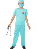 Child Surgeon Costume, halloween costume (Child Surgeon Costume)