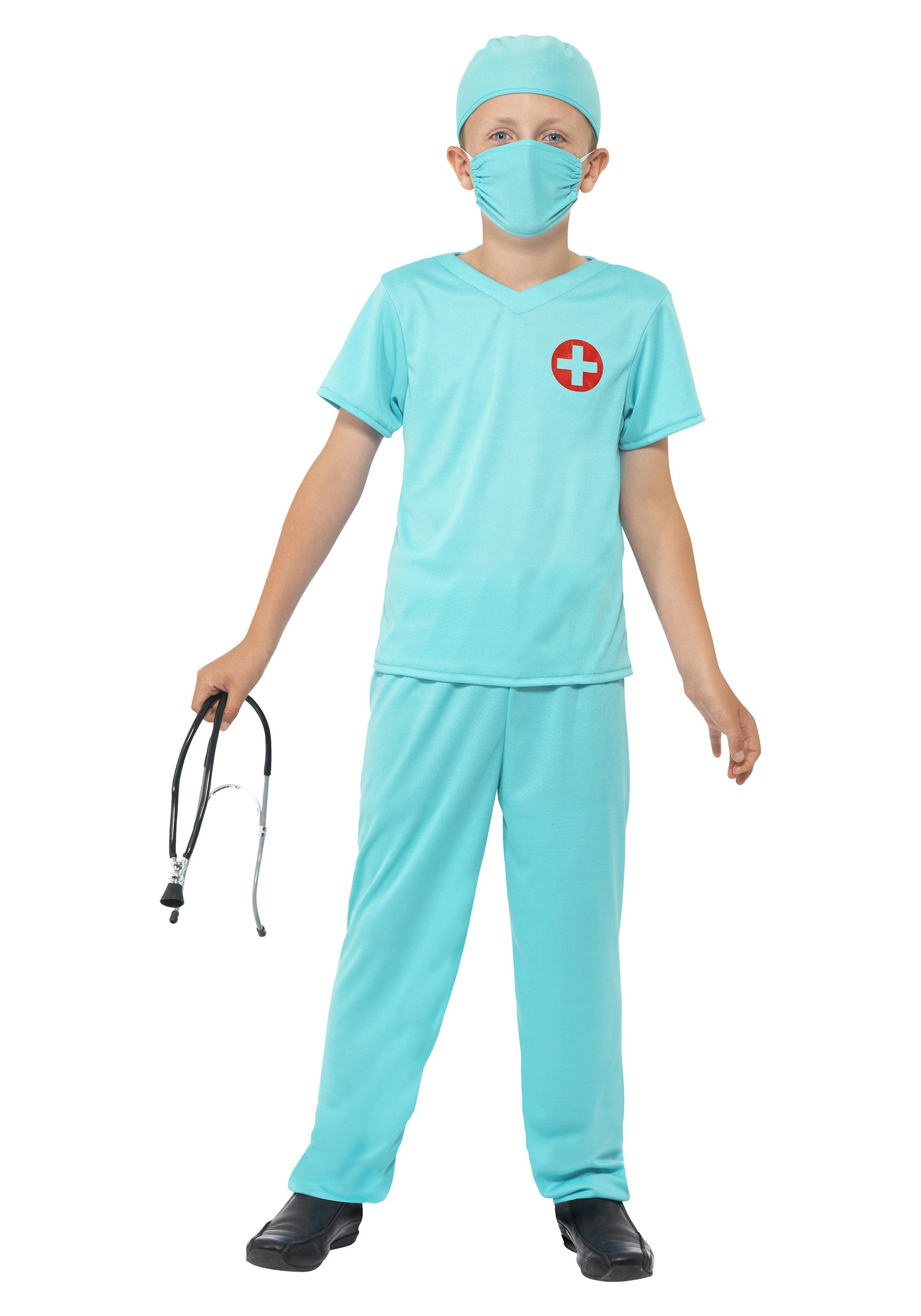 Child Surgeon Costume  sc 1 st  Halloween Costumes & Child Surgeon Costume - Halloween Costumes