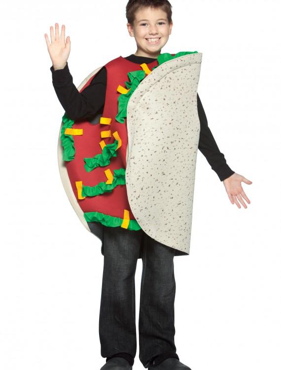 Child Taco Costume, halloween costume (Child Taco Costume)