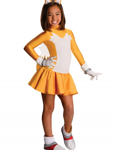 Child Tails Girls Costume, halloween costume (Child Tails Girls Costume)