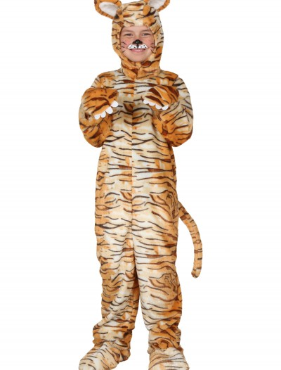 Child Tiger Costume, halloween costume (Child Tiger Costume)