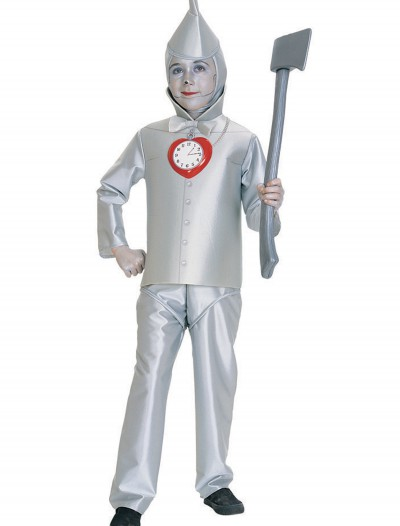 Child Tin Man Costume, halloween costume (Child Tin Man Costume)