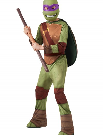 Child TMNT Donatello Costume, halloween costume (Child TMNT Donatello Costume)