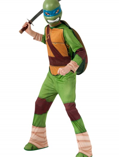 Child TMNT Leonardo Costume, halloween costume (Child TMNT Leonardo Costume)
