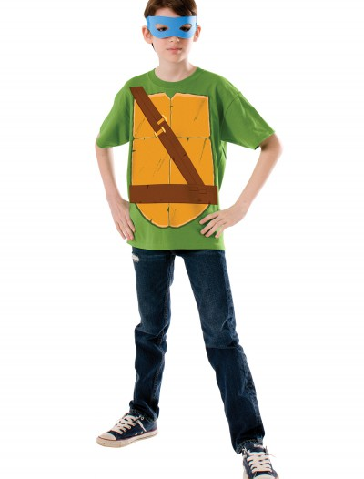 Child TMNT Leonardo Costume Top, halloween costume (Child TMNT Leonardo Costume Top)