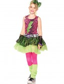 Child Totally 80s Amy Costume, halloween costume (Child Totally 80s Amy Costume)