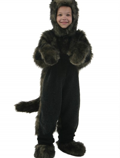 Child Black Dog Costume, halloween costume (Child Black Dog Costume)