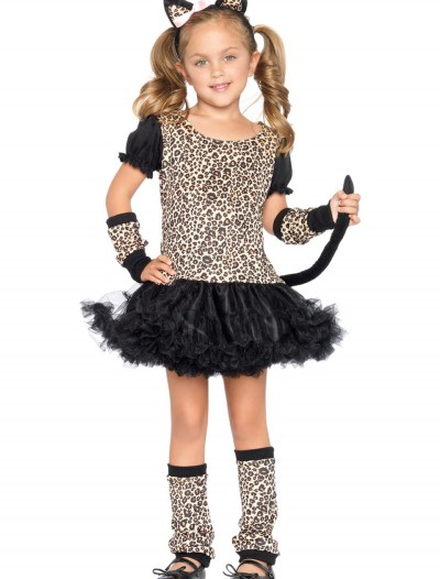 Child Tutu Leopard Costume, halloween costume (Child Tutu Leopard Costume)