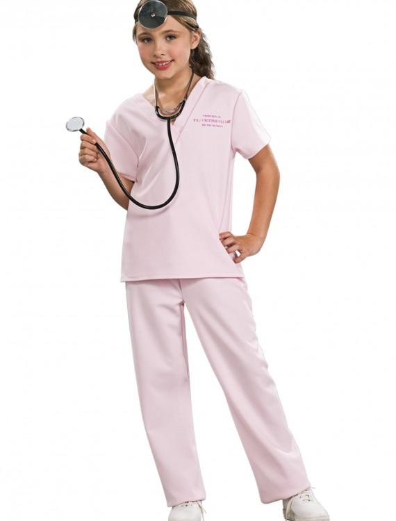 Child Veterinarian Costume, halloween costume (Child Veterinarian Costume)