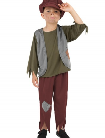 Child Victorian Poor Boy Costume, halloween costume (Child Victorian Poor Boy Costume)
