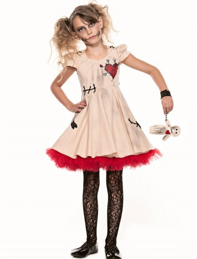 Child Voodoo Doll Costume, halloween costume (Child Voodoo Doll Costume)
