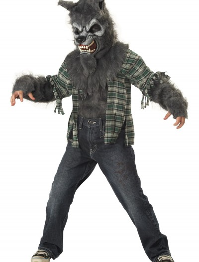 Child Werewolf Costume, halloween costume (Child Werewolf Costume)