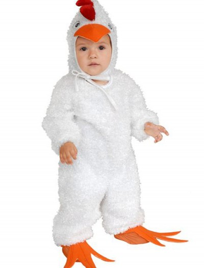 Child White Rooster Costume, halloween costume (Child White Rooster Costume)