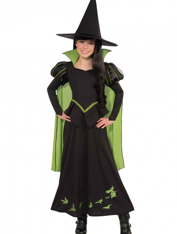 Child Wicked Witch of the West Costume, halloween costume (Child Wicked Witch of the West Costume)