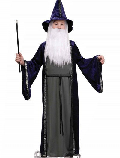 Child Wizard Costume, halloween costume (Child Wizard Costume)
