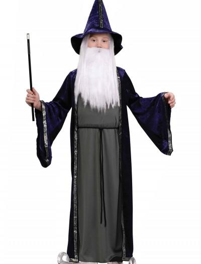 Child Wizard Costume, halloween costume (Child Wizard Costume)