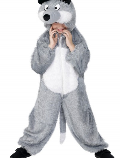 Child Wolf Costume, halloween costume (Child Wolf Costume)
