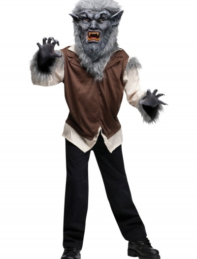 Child Wolf Man Costume, halloween costume (Child Wolf Man Costume)