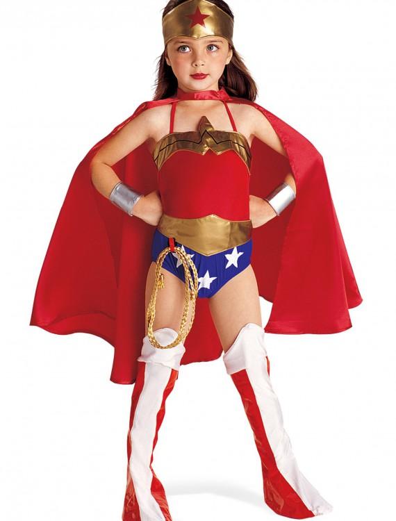 Child Wonder Woman Costume, halloween costume (Child Wonder Woman Costume)