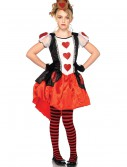 Child Wonderland Queen Costume, halloween costume (Child Wonderland Queen Costume)